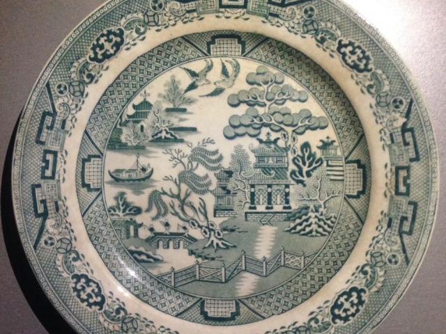Antika Çini Alan Yerler